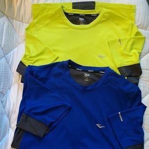 2 Everlast Athletic Shirts